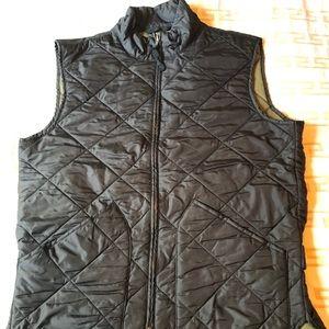 J. Crew black vest